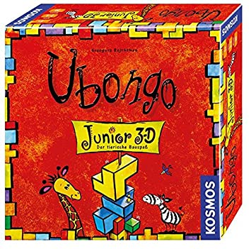 NEU KOSMOS 697396 Ubongo Junior Spiele