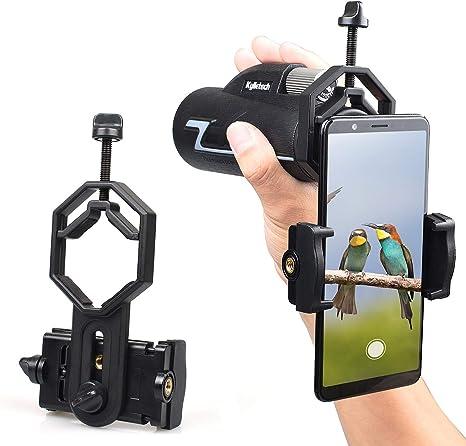 SEEKONE - Soporte Universal para teléfono móvil para telescopio ...