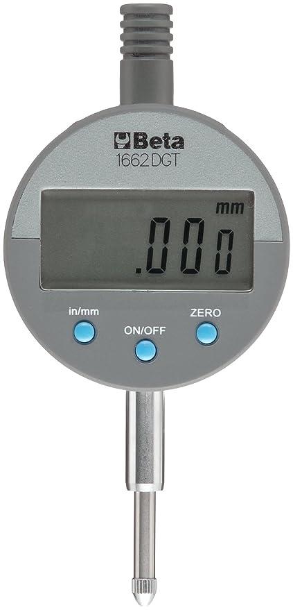Beta 016620310-1662Dgt-Reloj Comparador Digital 1/100