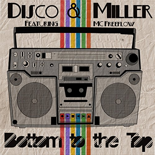 Bottom To The Top (Discosynthetique Remix)
