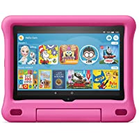 "Fire HD 8 Kids tablet, 8"" HD display, 32 GB, Pink Kid-Proof Case"