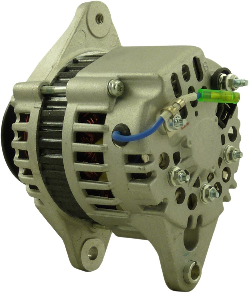 61f5X76clUL._SL1024_ amazon com alternator lr140 714 lr140 721 am878581 3tne84 4tne88 yanmar marine alternator wiring diagram at n-0.co