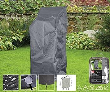 Boni Shop Deluxe Abdeckhauben Fur Gartenmobel Schutzhullen Stapelstuhl Ca 65x65x120 80