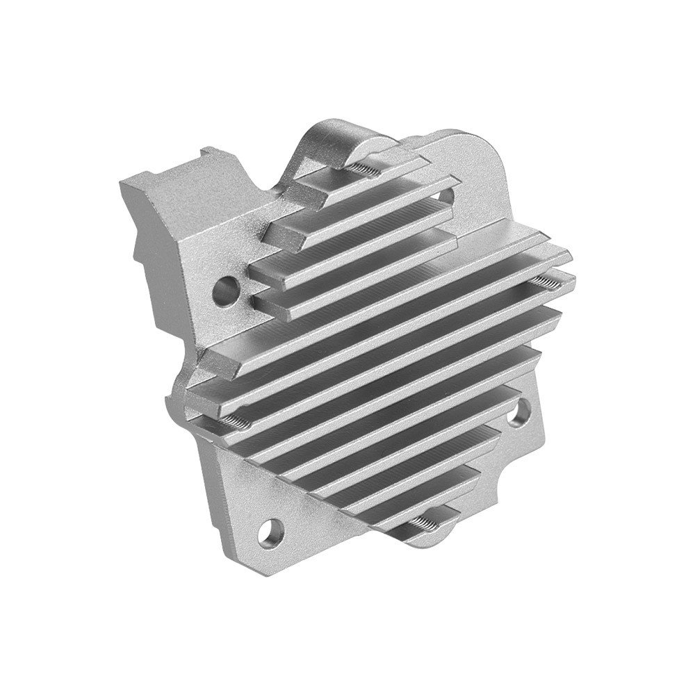 Wenquan,3D Printer Part V6 Hotend Radiator For Titan Aero Extruder Radiator 1.75mm(color:#1)