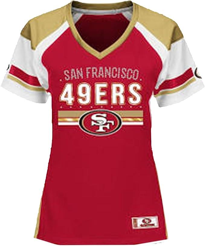 womens 49ers jersey cheap