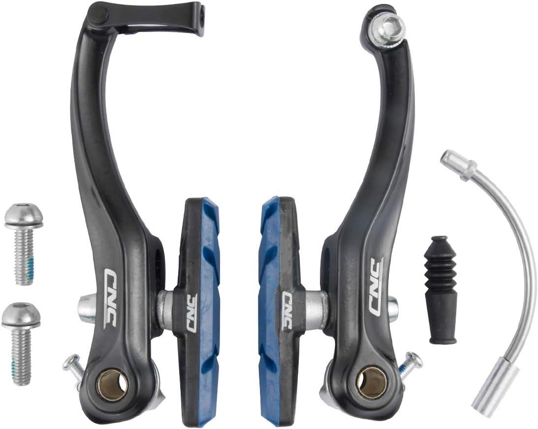Chooee Fahrrad V Bremse,Aluminium V-Brake Bremsen Set