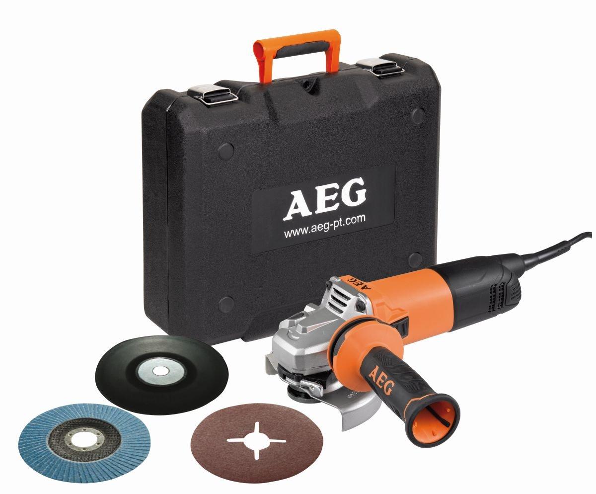 AEG Meuleuse dangle WS 13 4935451310 /Kit 125/SXE/