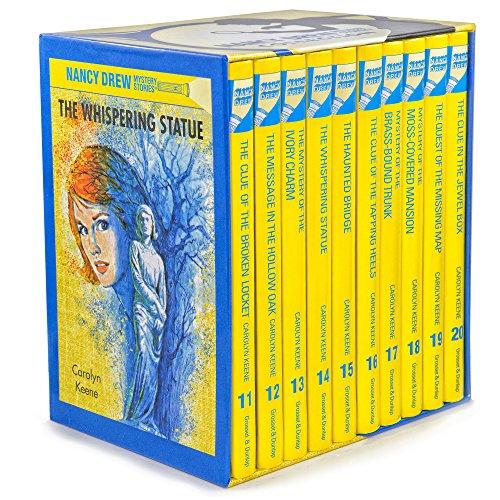 Nancy Drew Set - Books 11-20