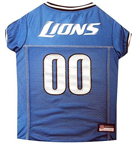 11 Detroit Lions Jersey - 4