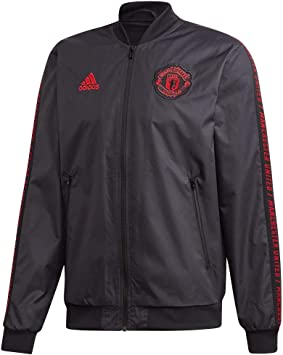 adidas Men's Manchester United Anthem Jacket 2018 2019