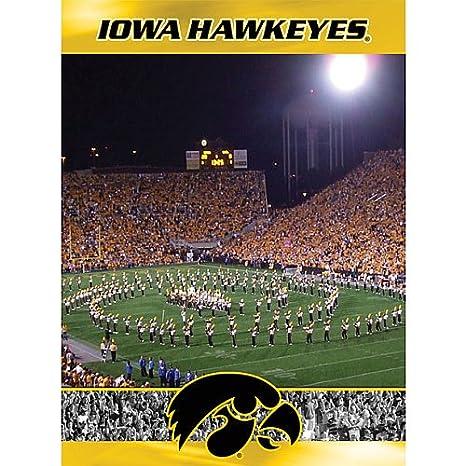 Racing Reflections Iowa Hawkeyes 500 Piece Puzzle Set 16 X 20