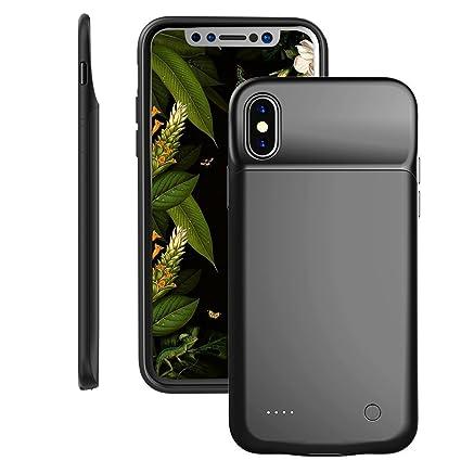 Amazon.com: iPhone X soporte de batería, cargador, funda ...