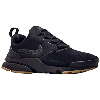 low priced ce10b 5bafc Nike Presto Fly PRM (GS), Chaussures de Running Compétition Homme, Noir  Black