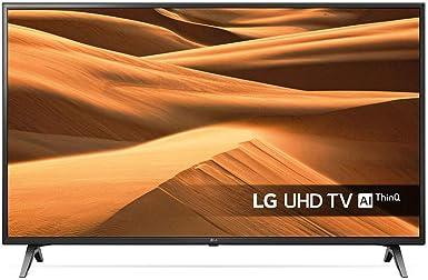 LG - Tv-Led-1651-Cm-65-Lg-65Um7100Pla-4K-Uhd-Smart-Tv: Amazon.es: Electrónica