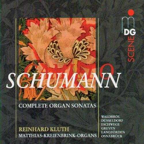 - Complete Organ Sonatas