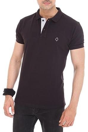 Colors Blends Mens 100 Cotton Polo T Shirt