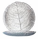 Arc International Luminarc Aspen Clear Dessert Plate, 7-1/2-Inch, Set of 6
