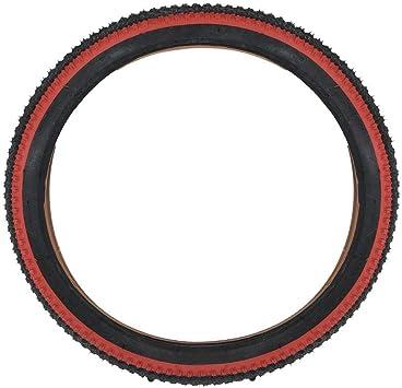 VGEBY1 Neumático de Bicicleta, neumático Externo de Goma de 20 ...