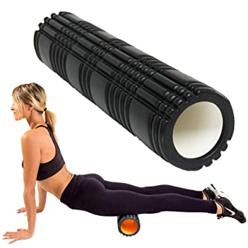 Columna de Yoga Rodillo de Espuma Pilates Barra de ...