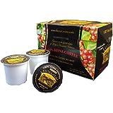 100% Kona Coffee Single Serve Cups By Hualalai Estate - 12count