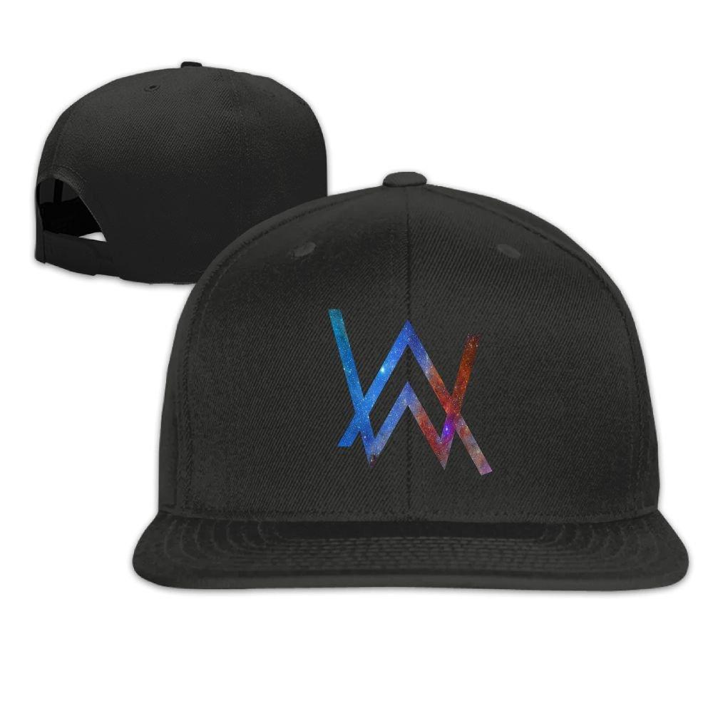Personalized Alan Walker Logo Casual Style Unisex Baseball Cap Adjustable
