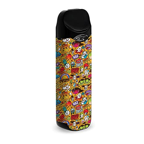 Amazon.com: ITS A SKIN Decal Vinyl Wrap for Smok Nord Pod ...
