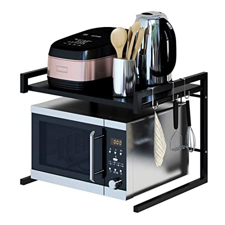 Estante de cocina para microondas, horno, horno eléctrico, recibe ...