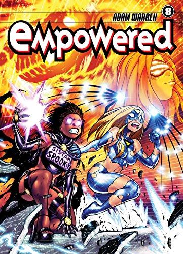 B.O.O.K Empowered Volume 8<br />[K.I.N.D.L.E]