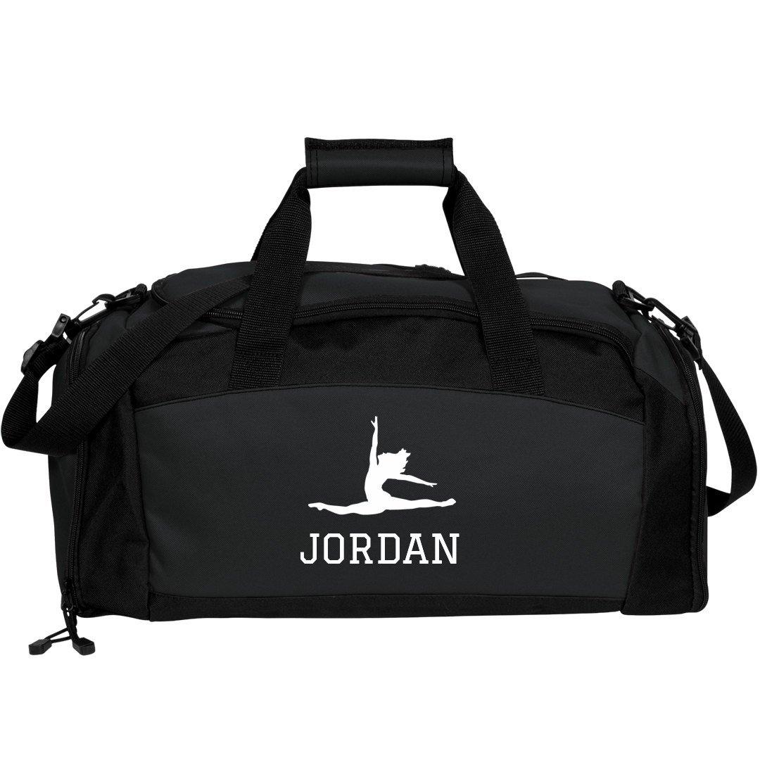 Jordan Dance Bag Gift: Port & Company Gym Duffel Bag