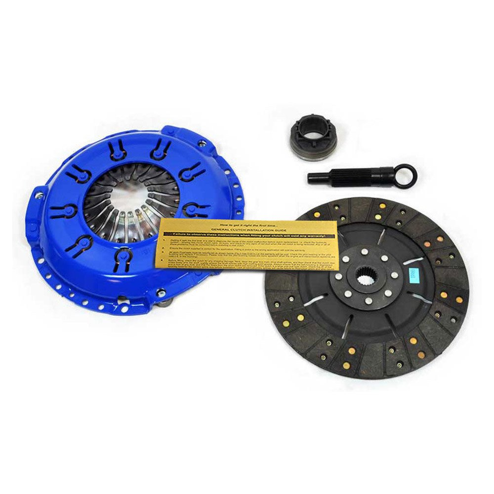 EFT STAGE 2 CLUTCH KIT 1995-2001 AUDI A4 A6 QUATTRO 1998-2005 VW PASSAT 2.8L 6CYL EFORTISSIMO