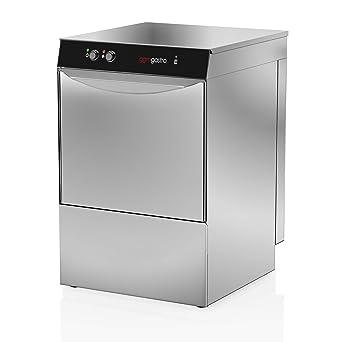 Mini lavavajillas de cristal 2,77 kW – con bomba de desagüe (doble ...