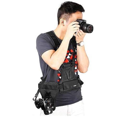 Camera Strap Arnés Profesional para cámaras réflex Digitales ...