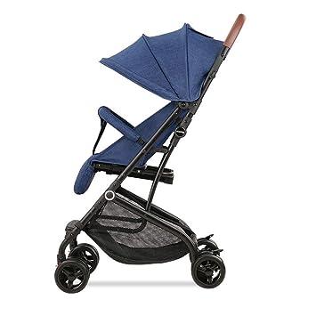 QZX Carrito de bebé Sistema de Viaje de Silla de Paseo Plegable Diseño de arneses de ...