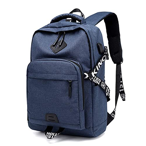 S.CHARMA Mochila para portátil mochila con bolsa para computadora portátil de 15.6 pulgadas Mochila