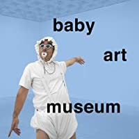 Baby Ikki at the Museum (Whitney Museum of