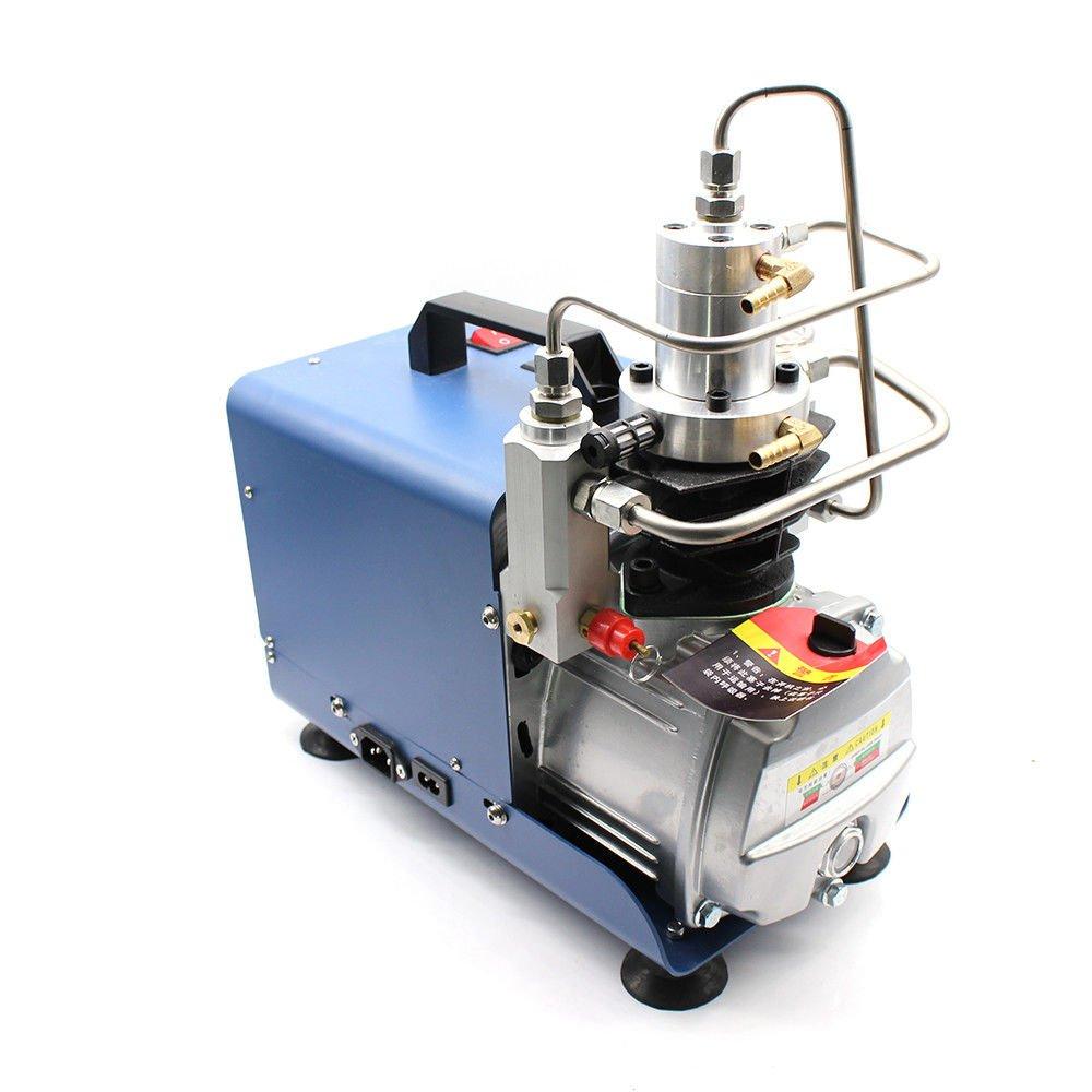 Compresor de aire de alta presión 30Mpa 1800W PCP Airgun Scuba Air Pump Bomba de aire de alta presión de 220V: Amazon.es: Bricolaje y herramientas
