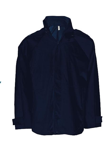 Kariban Chaqueta - para Hombre Azul Azul Marino S: Amazon.es: Ropa y accesorios