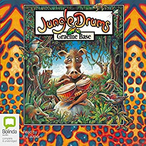 Jungle Drums Audiobook