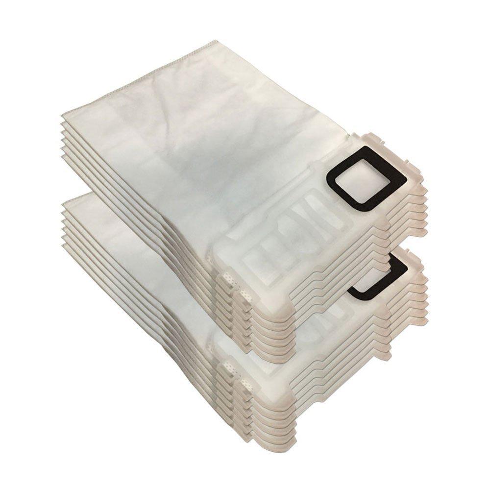 12 bolsas y bolsitas (Microfibra para aspiradora) Vorwerk Kobold ...
