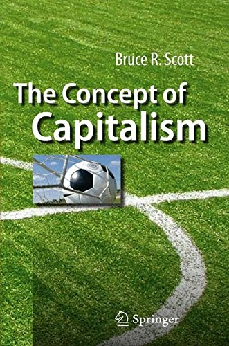 The Concept of Capitalism