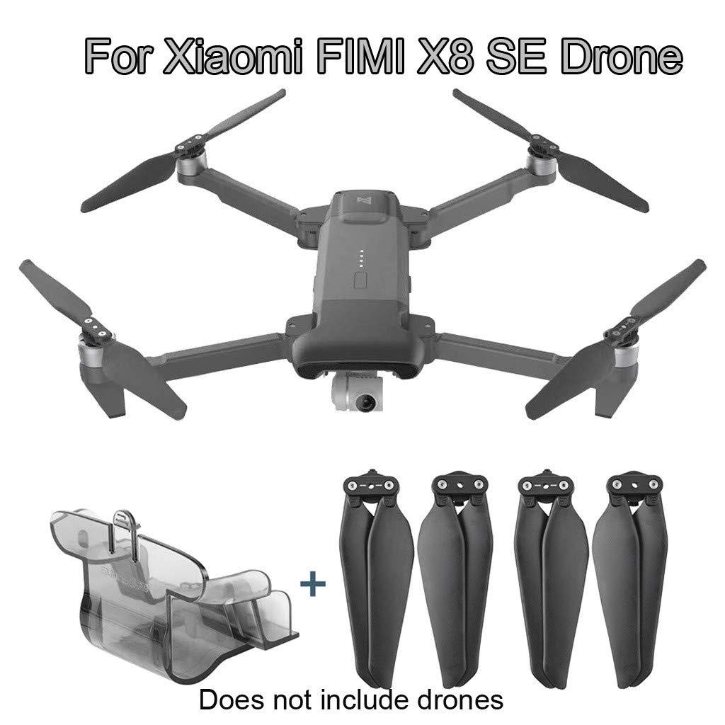 MaNMaNing Compatible con Drone Xiaomi FIMI X8 SE Material de PC ...