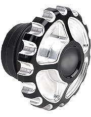 amazon gas caps fuel system automotive Diesel Fuel Valves dlll motorcycle cnc aluminum fuel gas tank oil cap for harley davidson sportster xl 1200 883