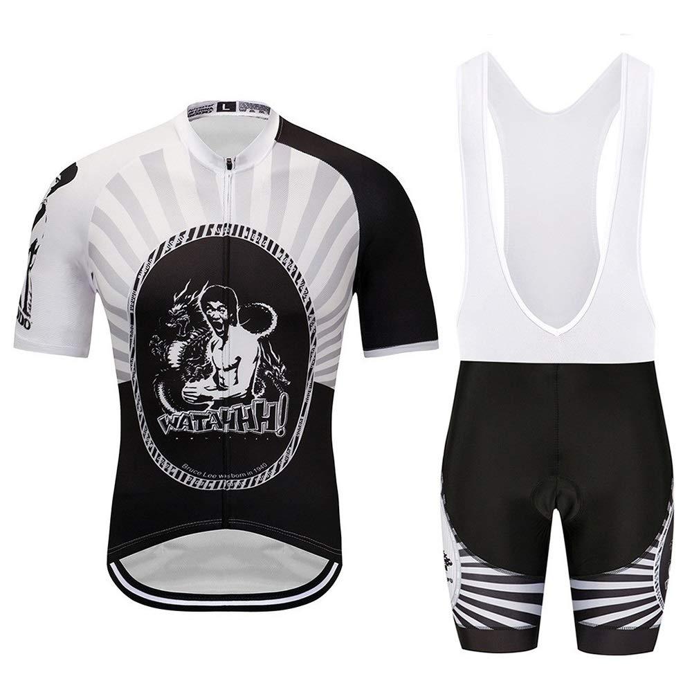 Sportbekleidung for Herren und Damen Schlanke, atmungsaktive Fahrrad-Skating-Anzüge Schnelltrocknender Fahrrad-Reitanzug Fahrrad Trikot LPLHJD