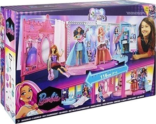 Barbie Band - Barbie Rock-n-royals Transforming Stage Playset