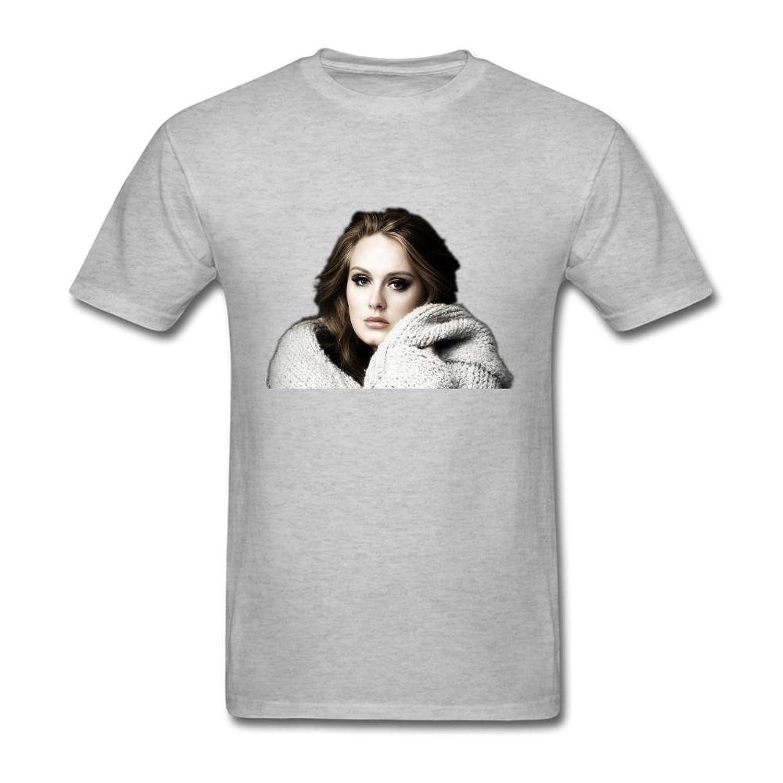 FQYPMC Man 100% Cotton Adele Tshirts