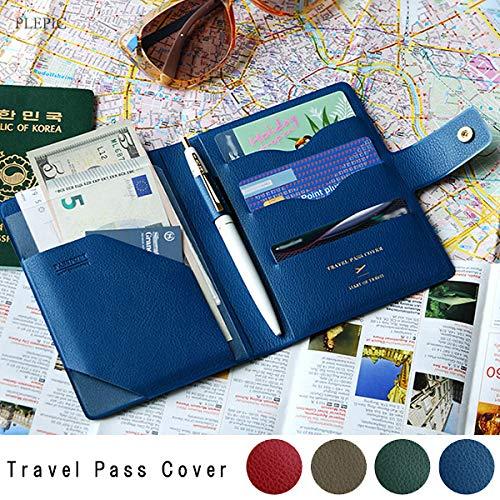 PLEPIC パスポートケース
