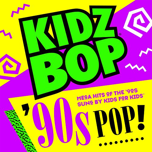 Kidz bop 90s pop by kidz bop kids on amazon music for Best 90s house tracks