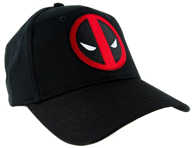 Amazon.com  Deadpool Icon Logo Hat Baseball Cap Alternative Clothing ... eea4a21b3006