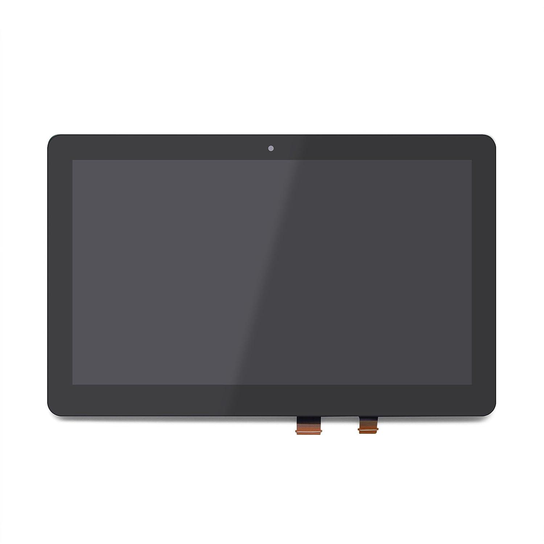 FTDLCD 11.6 LCD Pantanlla Táctil Digitalizador Reemplazo de Ordenador Portátil M116NWR4 para ASUS Transformer Book Flip TP200: Amazon.es: Electrónica