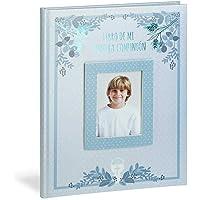 Busquets Libro comunion paspartu Castellano Niño Azul by